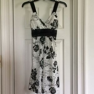 Taboo White Lace Dress